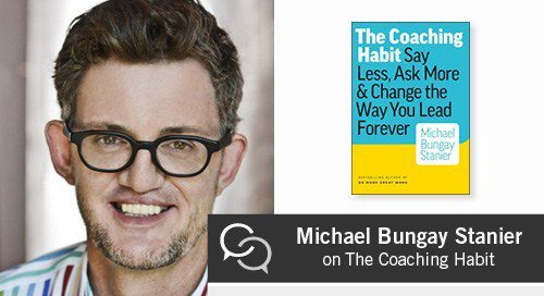 [On-Demand] The Five Question Leader – Michael Bungay Stanier of Box of Crayons
