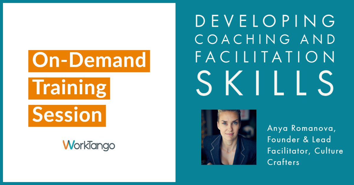 Developing Coaching and Facilitation Skills - Featured Image