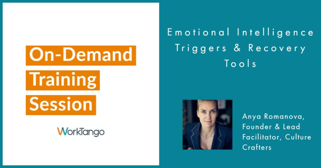 Emotional Intelligence Triggers and Recovery Tools