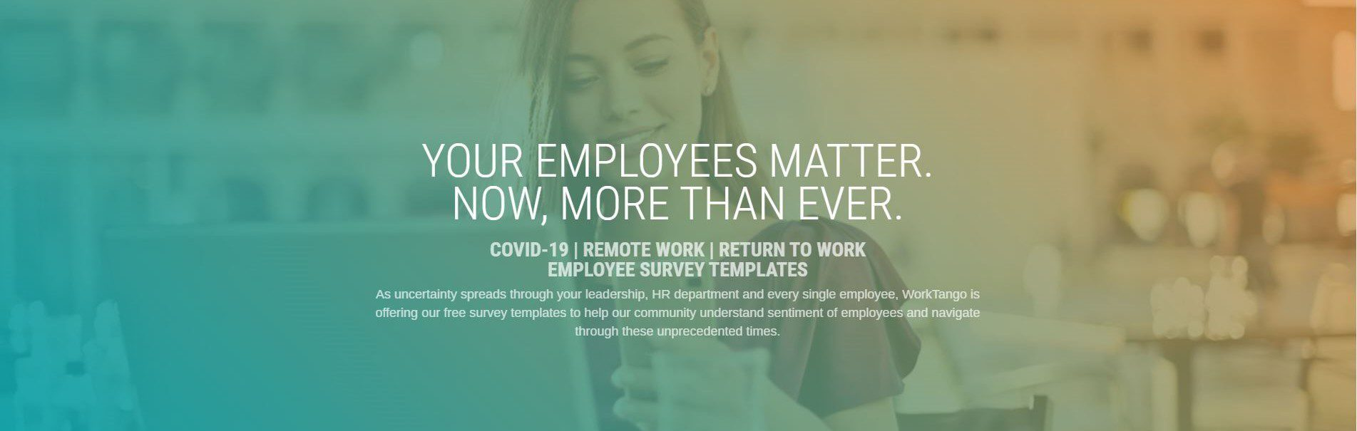 Return to Work Remote Work Psychological Health Safety Covid-19 Employee Survey Templates