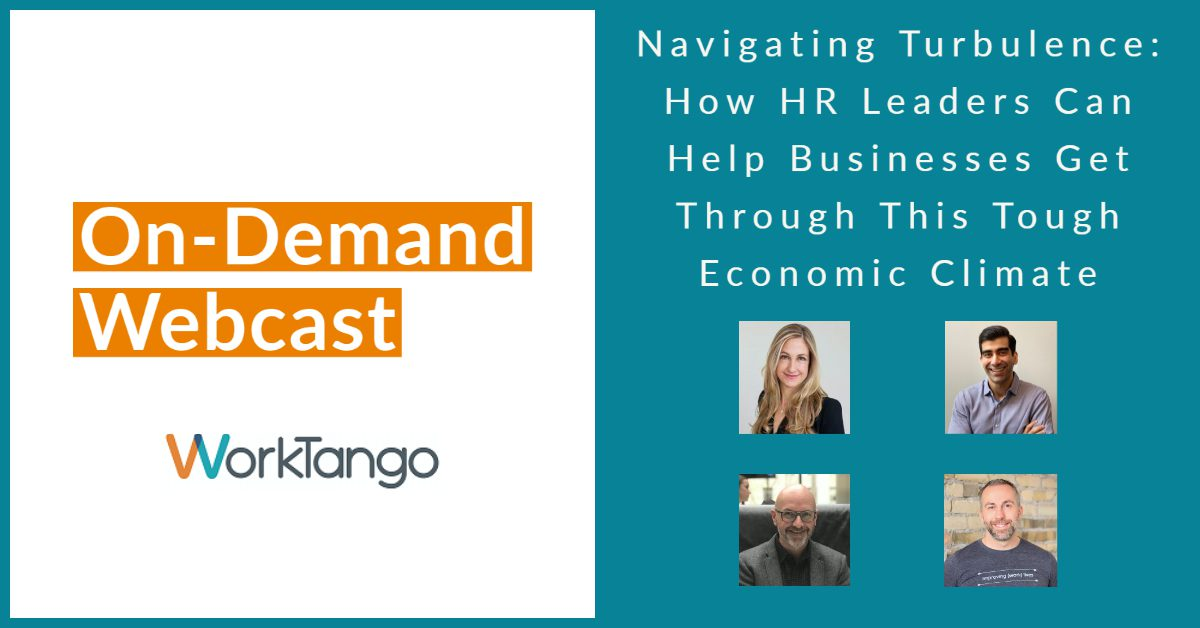 HR Leaders Can Help Businesses Get Through This Tough Economic Climate - Featured Image Ondemand